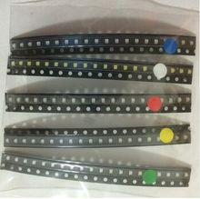 200PC/Lot 0805 SMD LED light Package LED Package Red White Green Blue Yellow 0805 led in stock