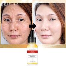 BEACUIR Anti Aging Face Serum Wrinkle Freckle Shrink Pores peptide essence Moisturizing  Whitening Liquid Blackhead treatment