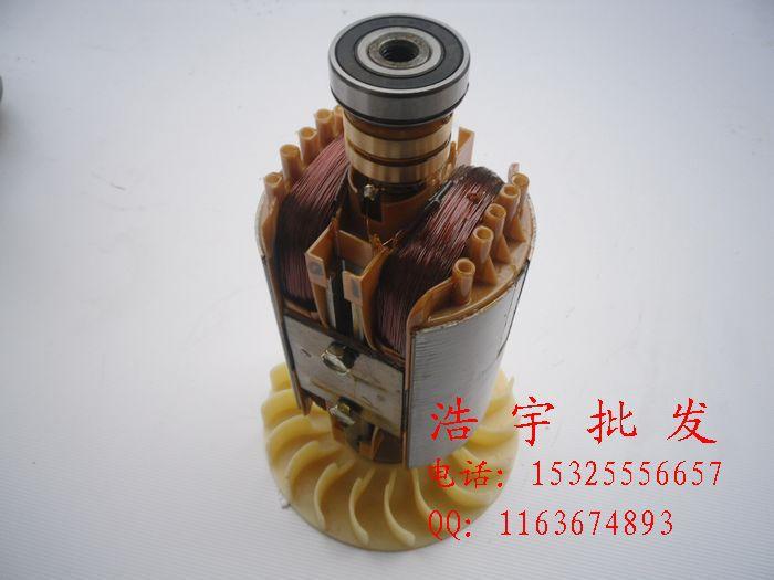5KW gasoline generator accessories 6.5KW EC6500 copper rotor three-phase motor 380V
