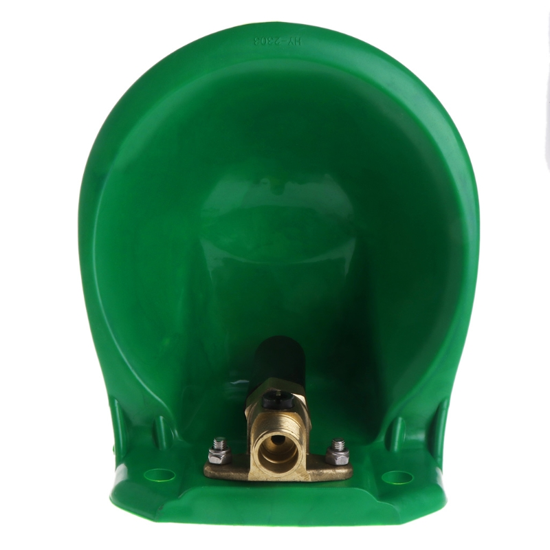 1Pc Animal Water Bowl Drinker Replacement Copper Valve for Livestock Farming