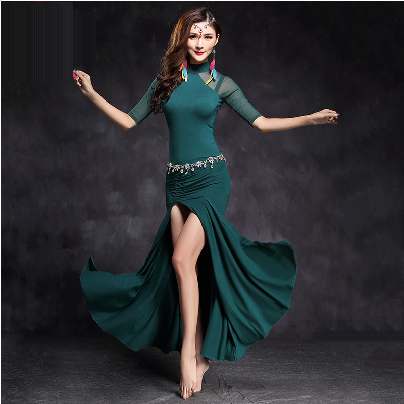 Women-performance-belly-dance-clothes-se