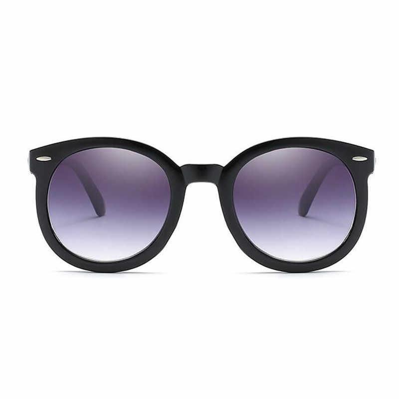 REALSTAR עגול גדול מעצב מותג יוקרה נשים משקפי שמש חץ משקפיים שמש לאישה 2018 האופנה Oculos Vintage גוונים S163