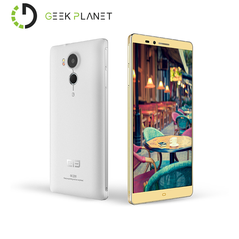 Original Elephone Vowney Helio X10 MTK6795 5 5 Android 5 1 3GB 4GB 16GB 32GB 64bit