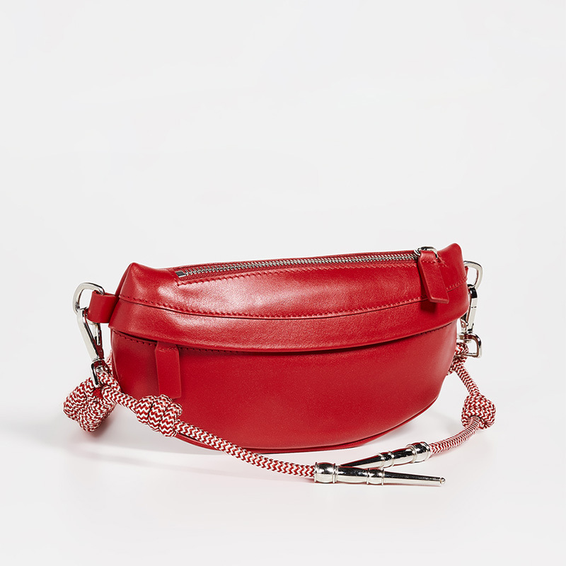 Belly Pack leather Waist