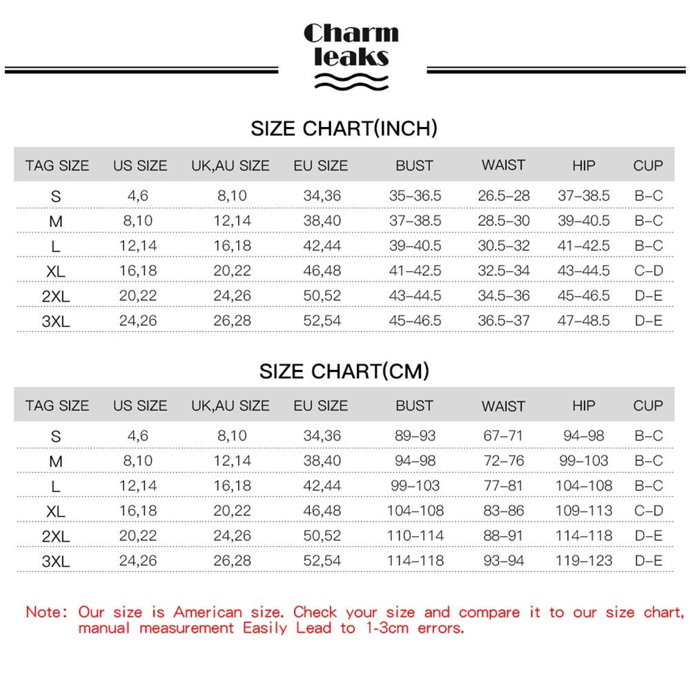 Charmleaks New Floral Print High Waist Swimwear Bikini Әйелдер - Спорттық киім мен керек-жарақтар - фото 6