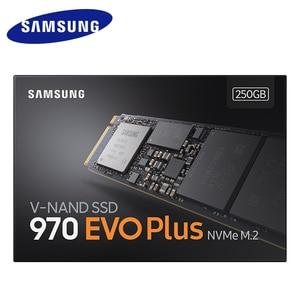 Image 3 - Samsung 970 EVO Plus 250gb 500gb 1TB M.2 SSD NVMe M.2 2280 Internal Solid State Hard Disk SSD PCIe 3.0 x4, NVMe 1.3 New  SSD