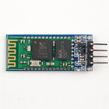 SunFounder Bluetooth Transceiver Module HC-06 RS232 4 Pin Serial with Cable for Arduino