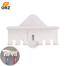 Buy  tand Toothpaste Placed Storage Holder Rack  online