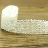 1 м высокого качества из чистого хлопка кружева швейные бытовые аксессуары для DIY материал свадебные украшения
