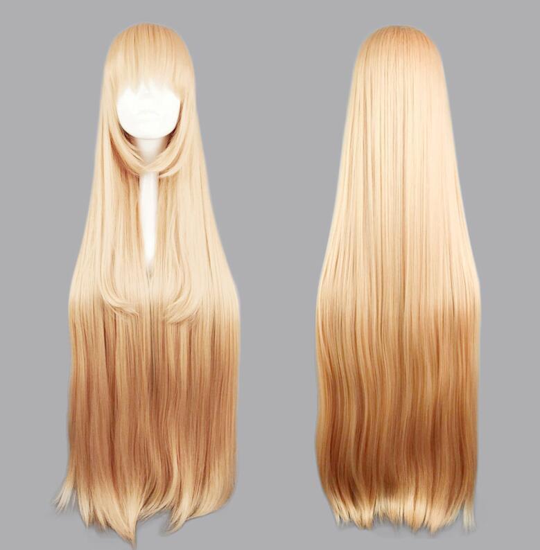 Japanese Anime Himouto! Umaru-chan Long Straight Wig Cosplay Halloween Role Play