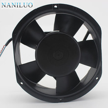 A34314-51 TA600DC 930641 Server Round Fan DC 24V 0.98A 171X151X51mm