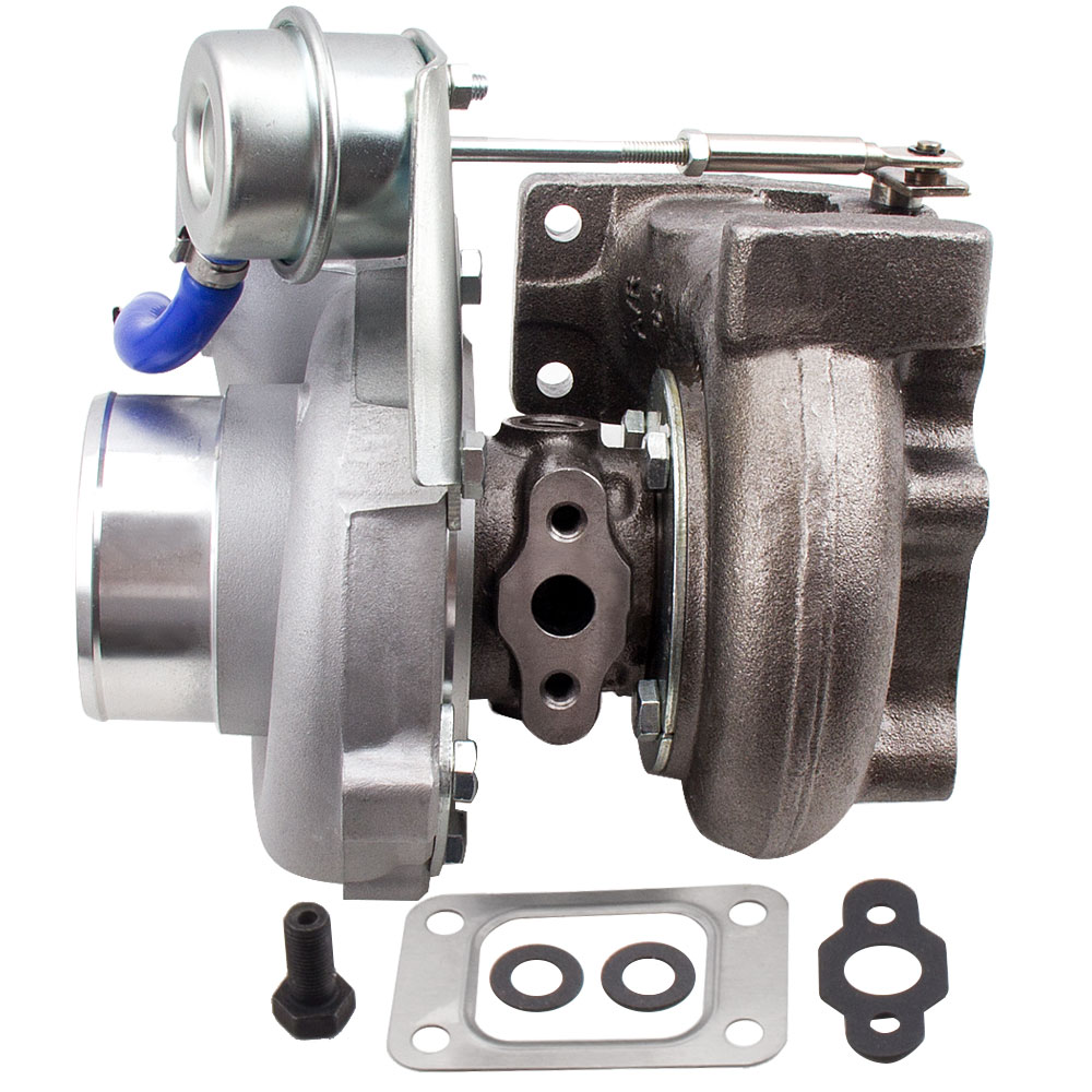 GT25 GT28 T25 T28 GT2871 SR20 CA18DET Turbine Turbocharger Water Cooling AR .64 0.6/ .64 A/R Turbo Charger 350hp+ Upgrade