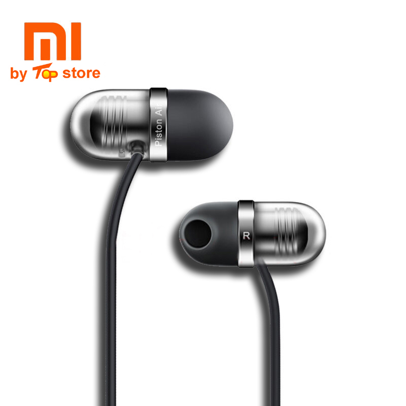 Original Xiaomi Piston Air Earphone with Mic Remote Silicone Headset for Mobile Phone In-Ear Computer MP3 Piston Capsule headset original xiaomi piston 3 4 capsule earphone with mic remote silicone headset for xiaomi mobile phone in ear computer mp3 piston3