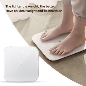Image 5 - شياو mi الذكية Homekit مقياس ميزان 2 بلوتوث 5.0 الدقة اللياقة البدنية الذكية الوزن مقياس mi الجسم الوزن مراقبة المنزل الذكي مقياس الوزن mi مقياس الوزن mi