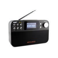 Digital FM Radio Digital linternet radio portable fm DAB DAB+ Radio Mini Speaker radio RADRD103