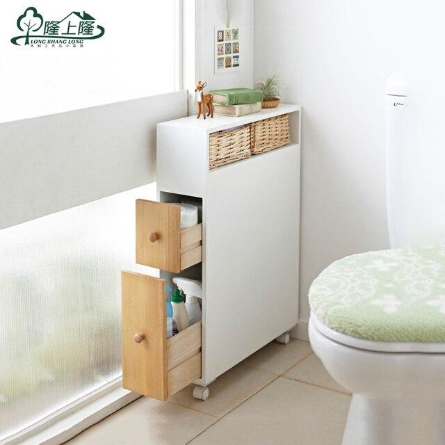Goedkoop pompen toiletpapier wc zijkabinet mobiele kast lockers ...