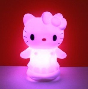 LED Creative small gifts Shine small night light colours light