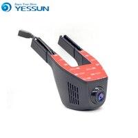 Nissan Titan için 350z/Araç Sürüş Video Kaydedici DVR Mini kumanda APP Wifi Kamera Kara Kutu/FHD 1080 P Registrator Dash kam