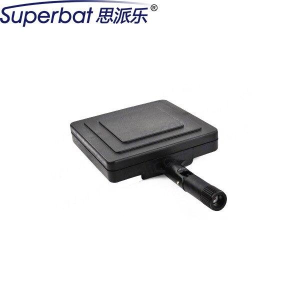 Superbat NUEVO 2.4 GHz 8dBi Direccional de la Antena RP-SMA Macho para WIFI de Red Inalámbrica IEEE 802.11b/802.11g WLAN Antena Booster