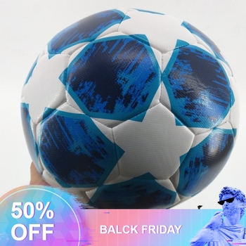 Size 5 Sports Training  Professional Competition Train Durable Soccer PU Ball  football 2019