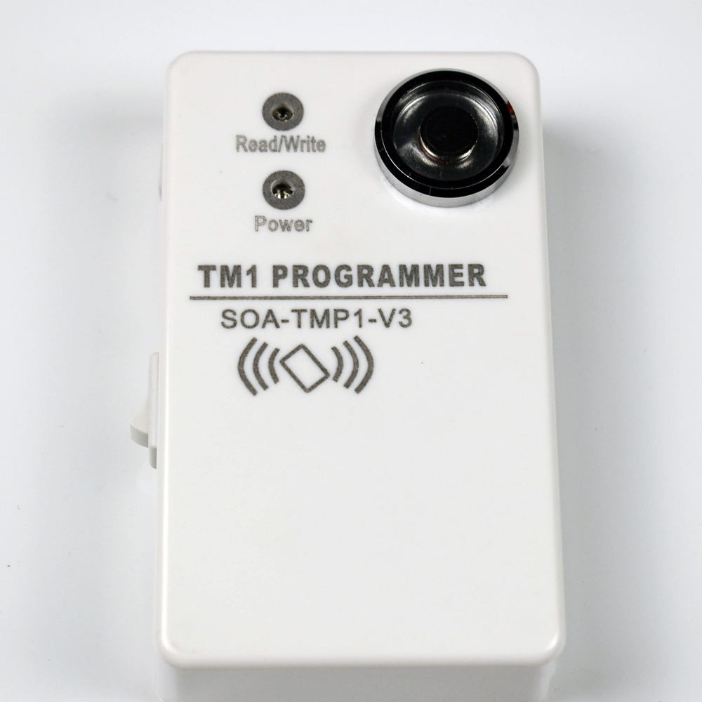 Image 3 - stable and sensitiy TM handheld duplicator RW1990 TM1990 TM1990B ibutton 125Khz EM4305 T5577 EM4100 rfid copier-in Control Card Readers from Security & Protection