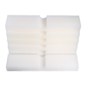 Image 1 - AUTUMNGREAT Compatible Foam Filter for Fluval FX5 and FX6 Aquarium Filter