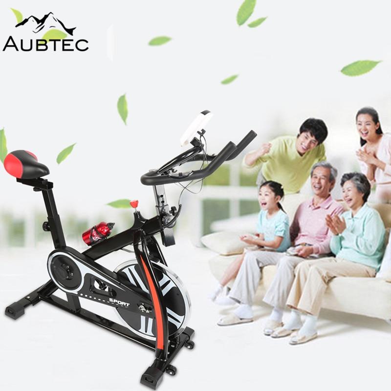 Vélo pliant entraînement exercice ménage vélo muet magnétique stationnaire exercice Fitness vélo équipement vélo HWC