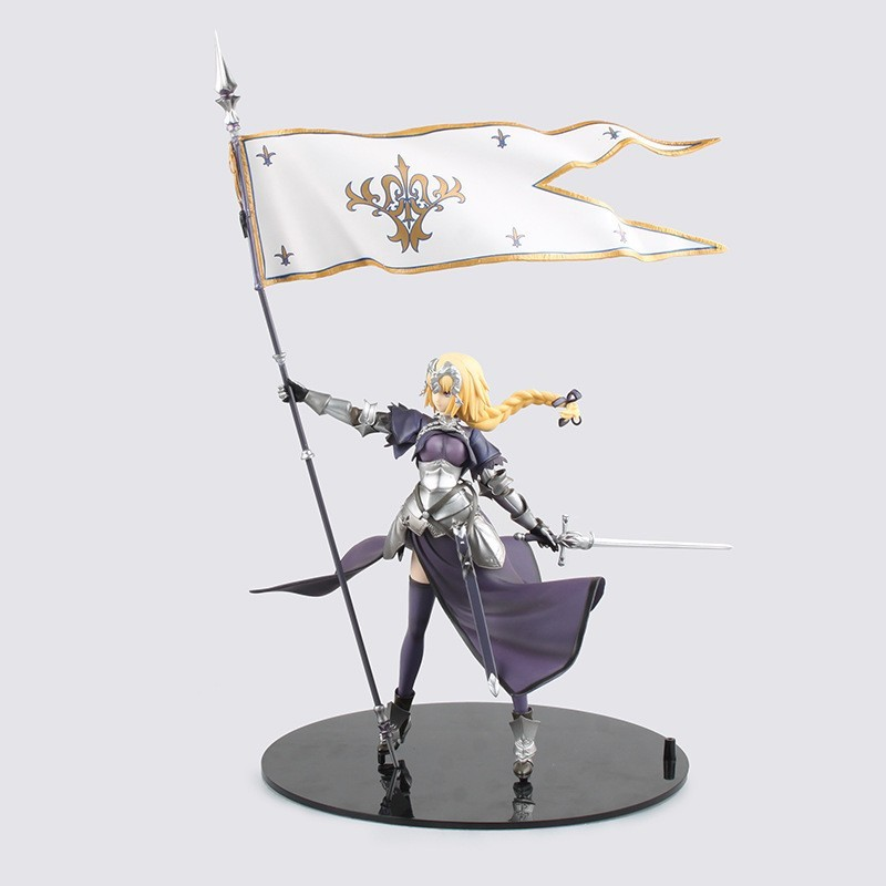 Cool 8 Fate/Apocrypha Jeanne d'Arc Saber Lily Boxed 25cm PVC Action Figure Collection Model Doll Toy Gift