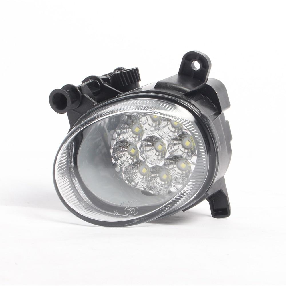New Front Left Side Fog light Lamp LED Bulb For VW CC 09-12 Audi A1 A4 Wagon A5