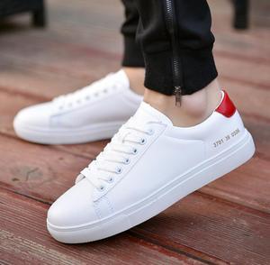 Image 3 - tenis masculino Men Sports shoes 2020 fashion board shoes men trend breathable white sneakers basket zapatillas blancas hombre