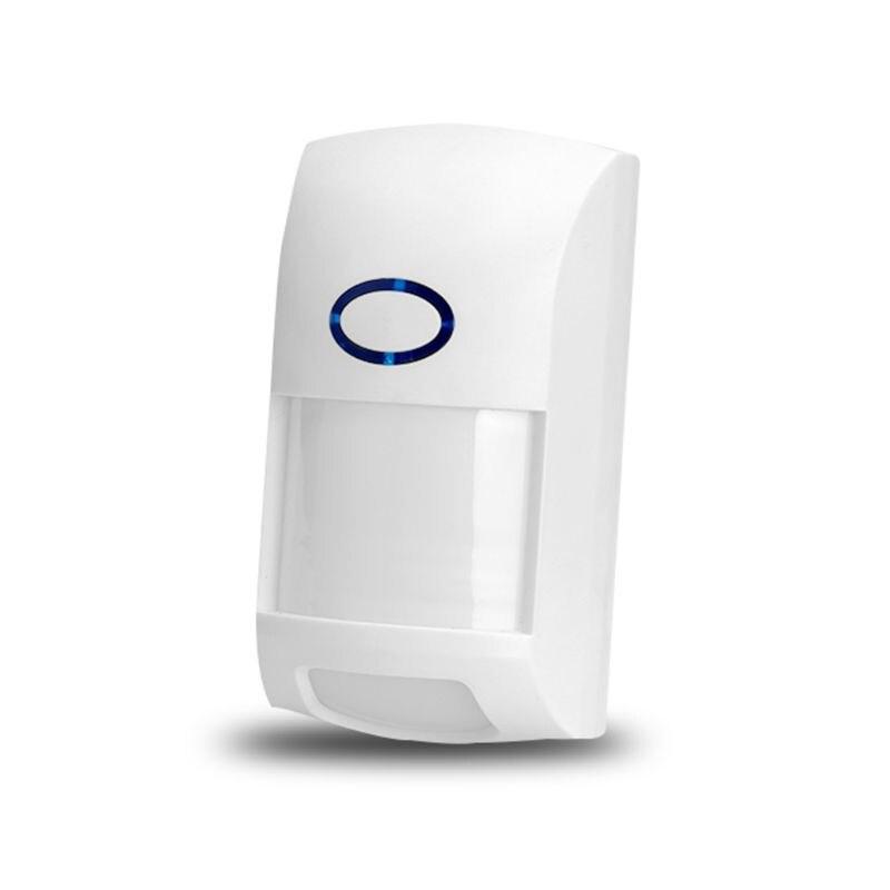 1Set CS108 Drahtlose WIFI GSM GPRS Smart Alarm System APP Fernbedienung RFID Karte Home Security Kit mit Bunten bildschirm SOS Aber