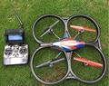 Envío rápido WLtoys V666 RC Quadcopter Drone wtih cámara HD 2MP FPV transmisión en tiempo Real CF modo helicóptero de Control remoto
