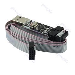 USBasp USBISP 3,3 В/5 V AVR программное устройство для загрузок USB ATMEGA8 ATMEGA128 интегральных Схем