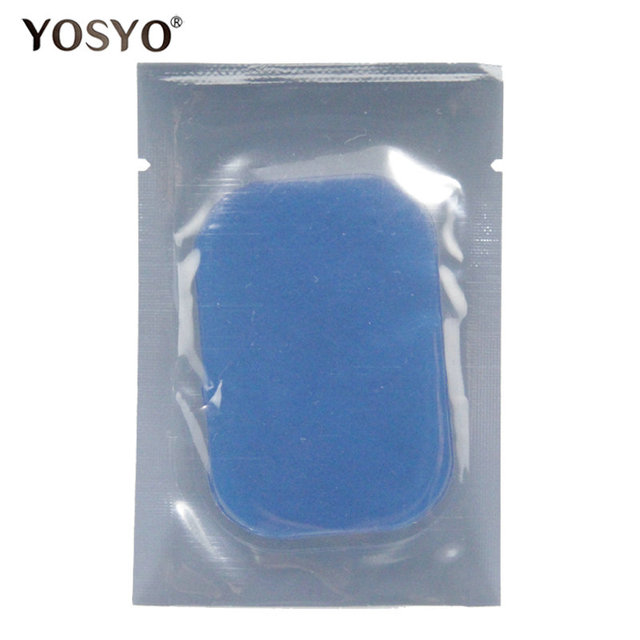 1/3/5/10Pair Replacement Gel Pads For EMS Abdominal Muscle Trainer Pad Weight Loss Abdominal Muscle Stimulator  Gel Pad 4