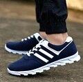 Zapatillas deportive deporte respirables de los hombres zapatos casuales masculinos verano zapatos frescos pro antideslizante zapatos al aire libre