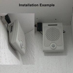 Image 5 - PIR датчик движения человеческого тела или пульт дистанционного управления, активированный динамик для слепых направляющих, голосовой Prompter, напоминание об опасности