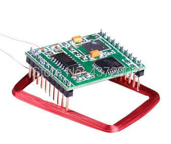 Fdx-b Reader LF Reader Rfid 134.2 Antenna Passive 125khz 134.2khz Transmitter Tag Signal Fine Copper Antenna Customized Size