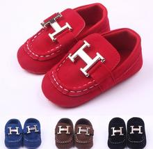 Hot Sale New Style Fashion Soft Non slip First Walkers 0 12 Months Unisex Baby Boys