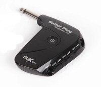 Nux gp-1 Elektrische Gitaar Versterker multi-effecten Gitaar Pedaal Gitaar Plug Hoofdtelefoon Amp