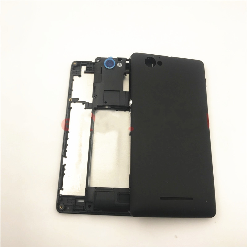 Mid Faceplate Frame For Sony Xperia M C1904 C1905 C2004 C2005 Middle Plate LCD Supporting Frame Bezel Housing