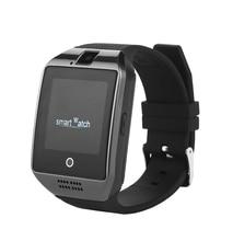 ZAOYI Bluetooth Q18 Smart Uhr Unterstützung SIM Tf-karte Kamera Smartwatch Für IOS Iphone Sumsung xiaomi Android PK U8 GT08 DZ09