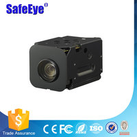 Free shipping SONY Zoom Module Camera SONY FCB EX15EP 12X Zoom Color CAMERA CCD Color Block