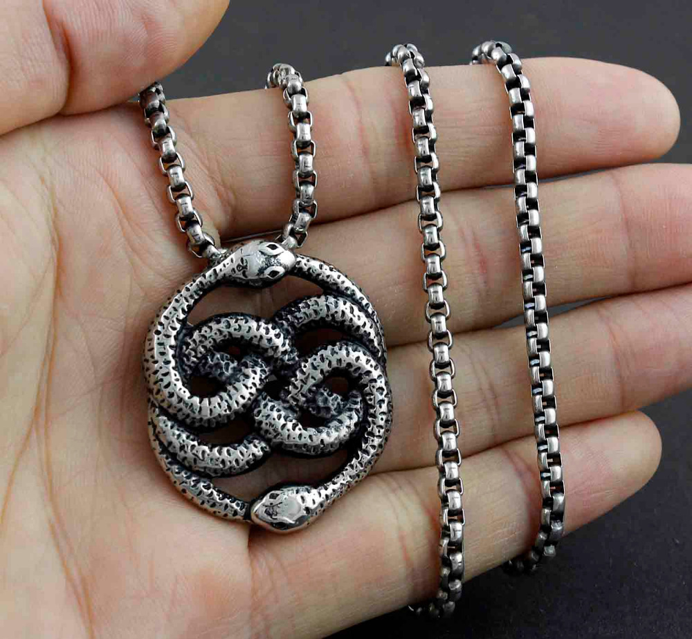 Never ending neverending story amulet auryn pendant necklace chain never ending neverending story amulet auryn pendant necklace chain in pendants from jewelry accessories on aliexpress alibaba group mozeypictures Choice Image