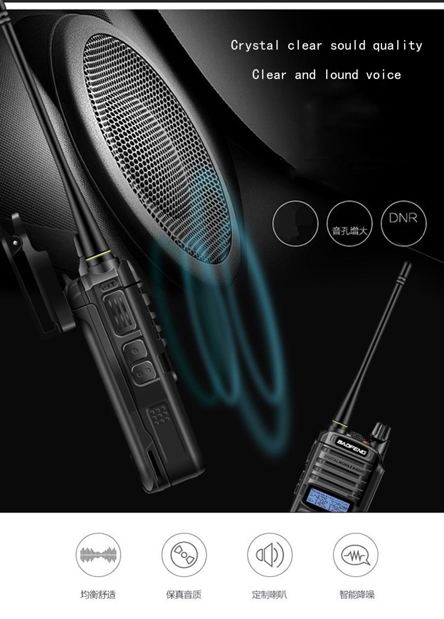 Baofeng UV-9R Plus Handheld Walkie Talkie 8W 2800mAh Dual Band IP67 Waterproof Two Way Radio hf Transceiver UV 9R camping (10)