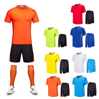 Empty Plate Football Suits Sports Football Team Short Sleeves Shirt