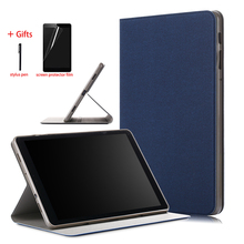 Case For Samsung Galaxy Tab A 10.5 2018 SM-T590 T595 PU Leather + Soft TPU Back Tablet Cover For Samsung Galaxy Tab a 10.5 Case цена и фото