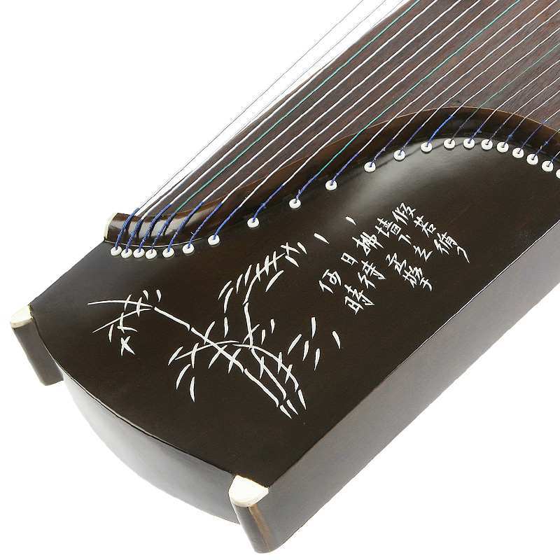 Wind Bamboo Shadow Series Guzheng 5 Patterns Optional Chinese Yangzhou Guzheng 21 Strings Zither Musical Instruments