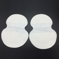 50 Pairs Summer Deodorants Underarm Sweat Pads Perspiration Pads For Armpits HJL2017