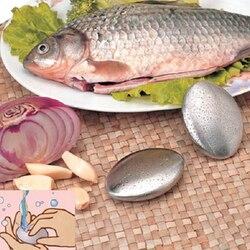 1 Stück Chef Seife Edelstahl Hand Geruch Entferner Bar Magische Seife Beseitigt Knoblauch/zwiebel Etc Riecht Küchenhelfer küche Werkzeug