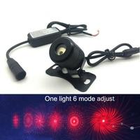 Newest Anti Collision Rear End Car Laser Tail Fog Light Lamp Brake Parking Lamp Rearing Warning
